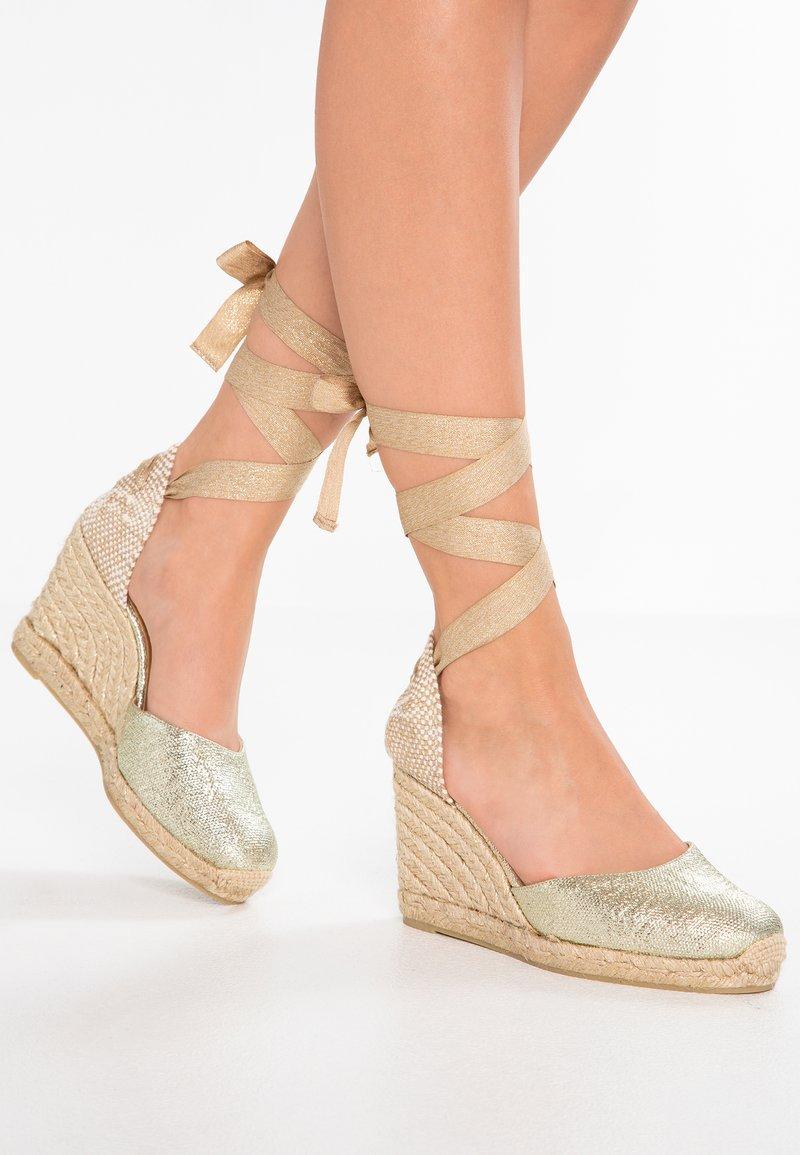 Castañer - CARINA - Zapatos altos - oro