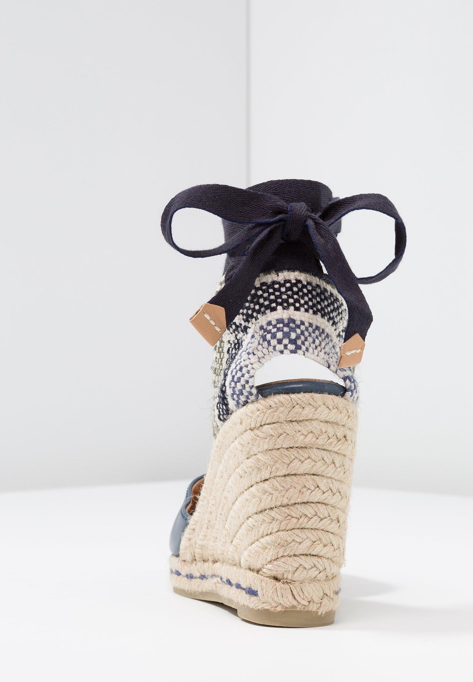Castañer Carina - Escarpins À Talons Hauts Jeans