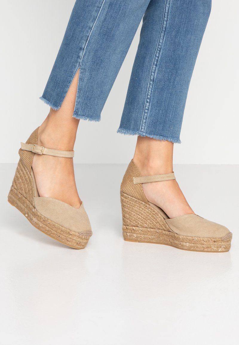 Castañer - CHIARITA - Zapatos altos - tierra