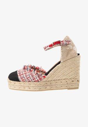 COLUMBA - Zapatos altos - rojo