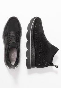 CAFèNOIR - Höga sneakers - nero - 3