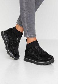 CAFèNOIR - Höga sneakers - nero - 0