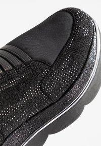 CAFèNOIR - Höga sneakers - nero - 2