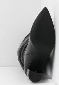 CAFèNOIR - Botas de tacón - nero - 6