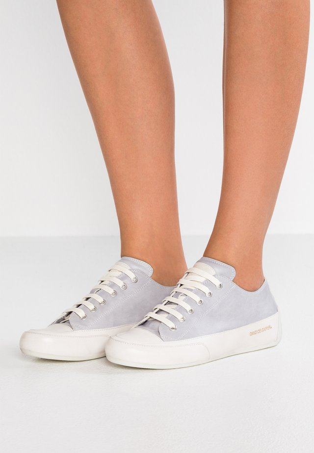 ROCK - Sneaker low - tamp grigio/ base panna