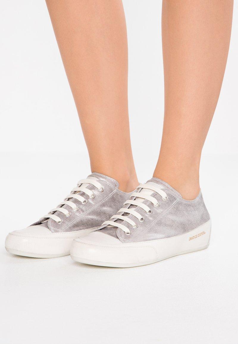 Candice Cooper - ROCK  - Sneakers laag - drake ice/base panna
