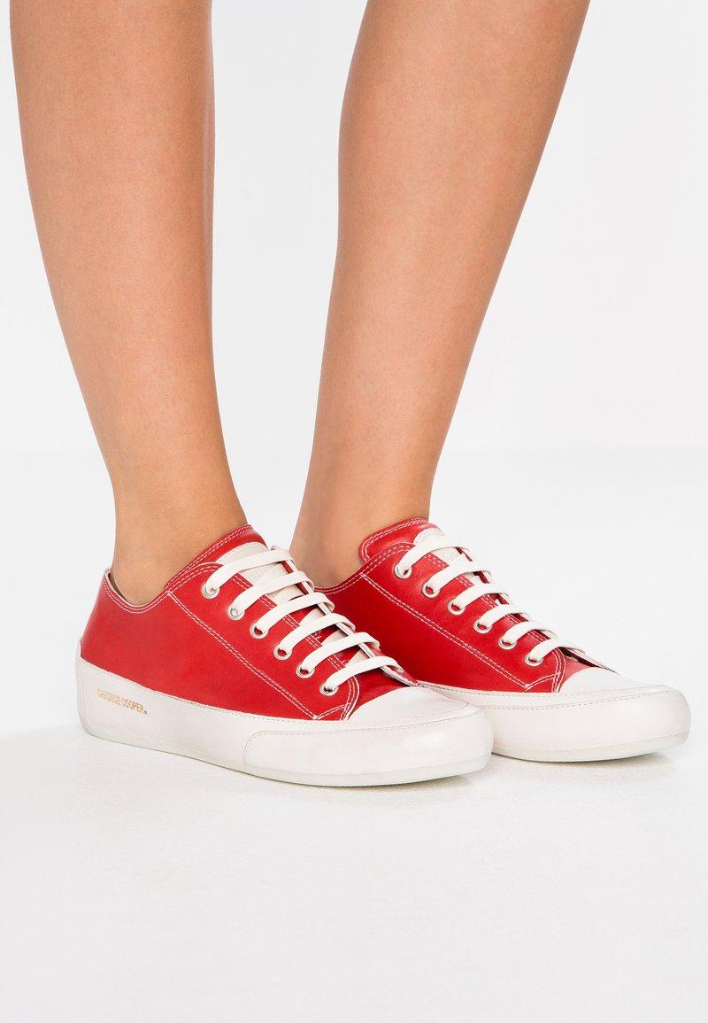Candice Cooper - ROCK - Sneakers - panna