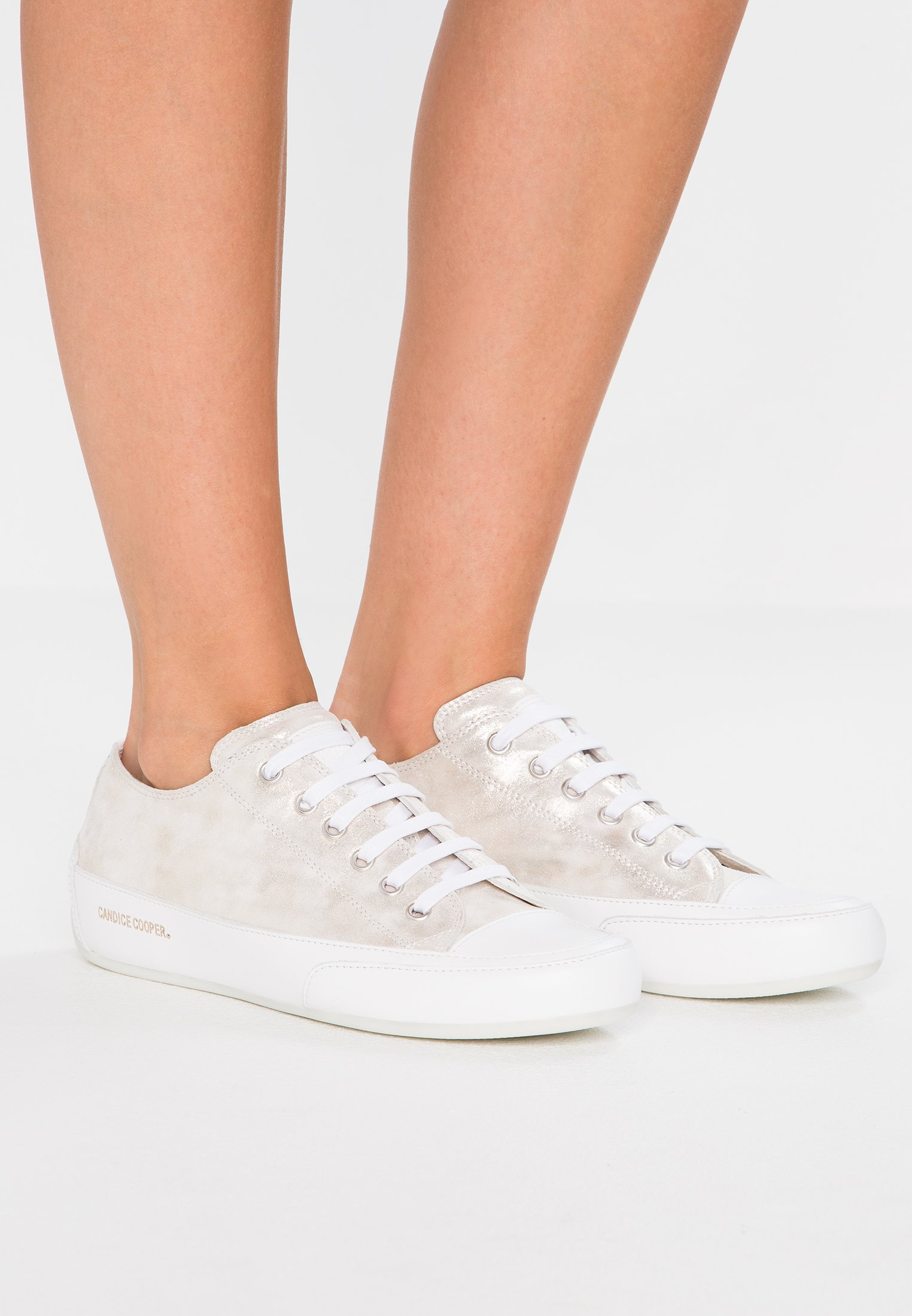Candice Cooper ROCK - Sneakers basse monet ivory/base bianco