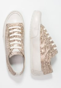 Candice Cooper - ROCK  - Sneakers - dundee taupe grey/ base tamp panna - 3