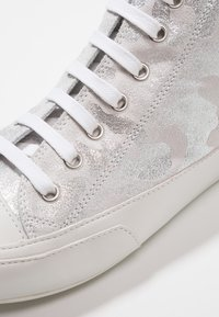 Candice Cooper - MID - Sneakers high - argento/base bianco - 2