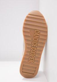 Candice Cooper - ROCK SPORT - Sneakers - sabbia/pioppino - 6