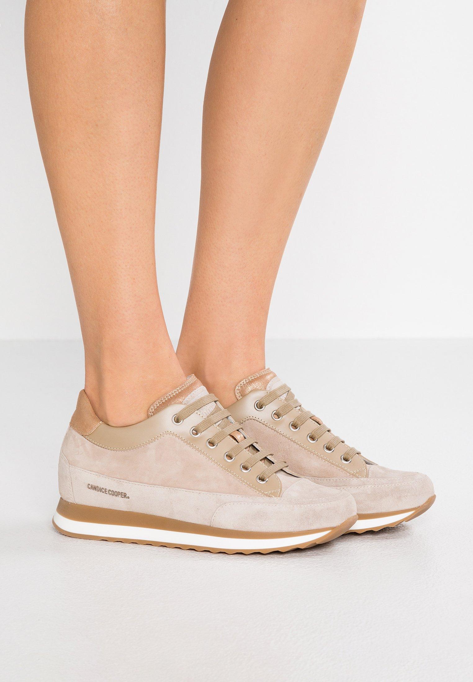 Candice Cooper ROCK SPORT - Sneakers - sabbia/pioppino