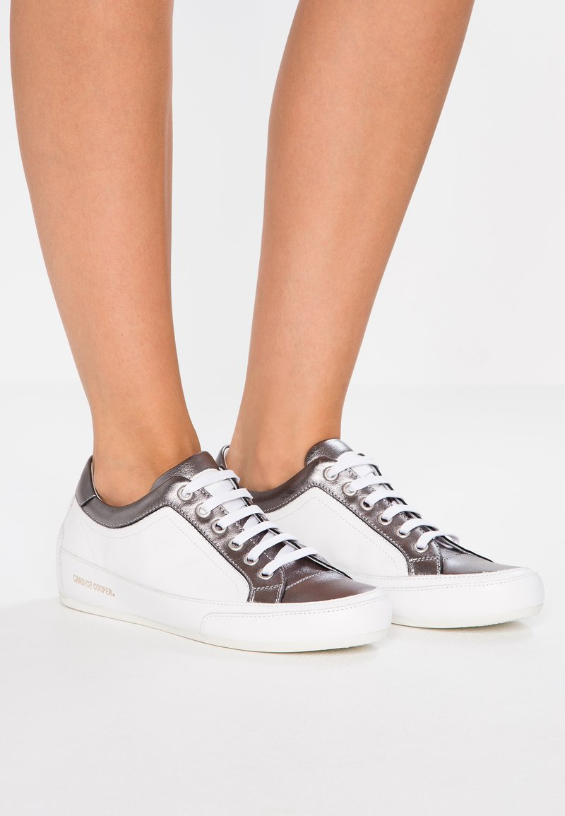 Candice Cooper - ROCK DELUXE - Trainers - bianco
