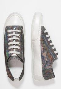Candice Cooper - ROCK - Sneakers - shirley nero/perla metallic - 3