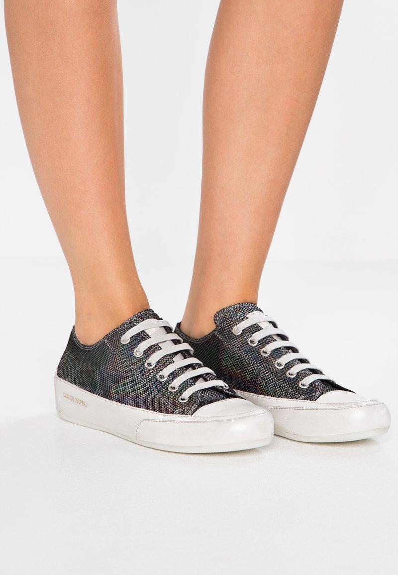 Candice Cooper - ROCK - Sneakers - shirley nero/perla metallic