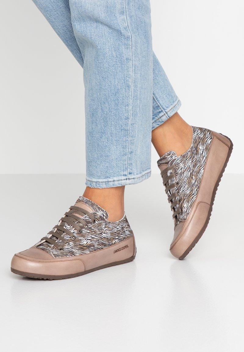 Candice Cooper - ROCK - Sneakers - namaste bianco/tamponato stone