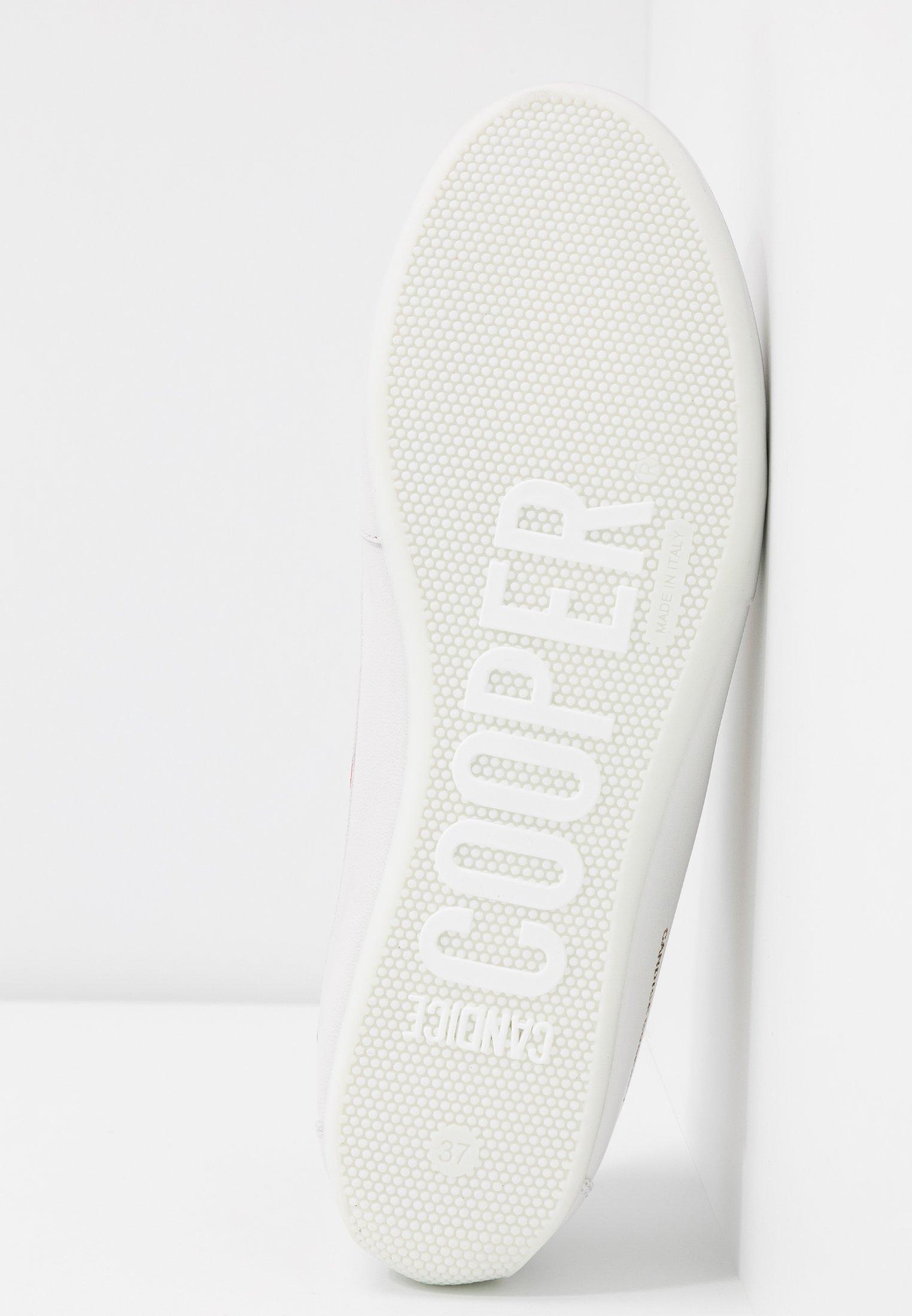 Candice Cooper CAPRI - Sneakersy niskie - bianco