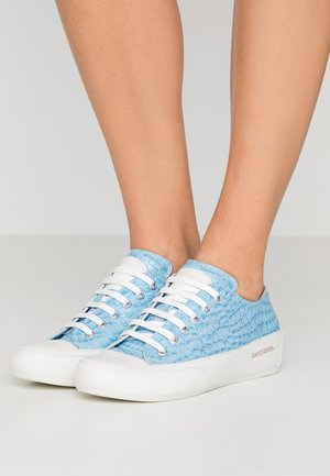 ROCK 01 - Sneakers - cielo/bianco