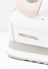 Candice Cooper - HOUSTON - Sneakers - bianco/peonia - 2