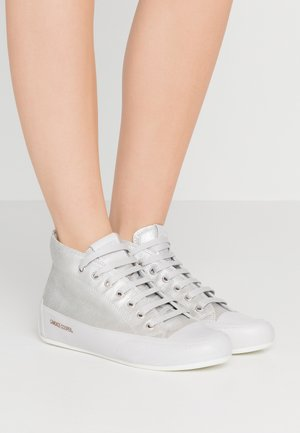 CALIFORNIA - Sneakers high - shark panna/temponato perla