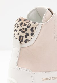 Candice Cooper - MONROE - Sneakers high - tamp sandy/bianco - 2