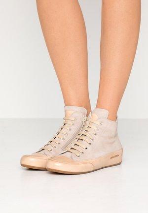 PLUS - Sneakers high - sabbia/beige