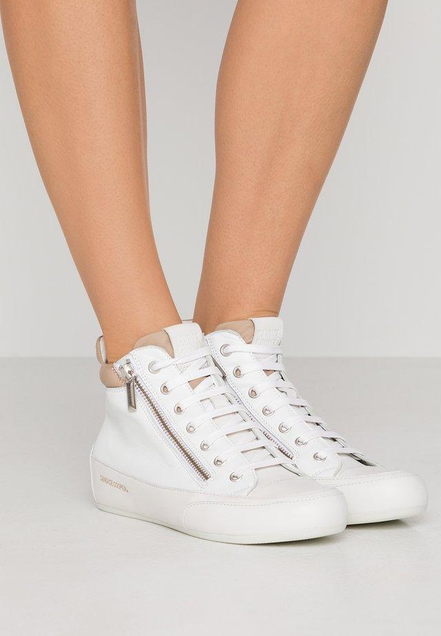 MONTREAL - Höga sneakers - bianco
