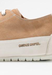 Candice Cooper - ROCK - Tenisky - cappuccino/panna - 2