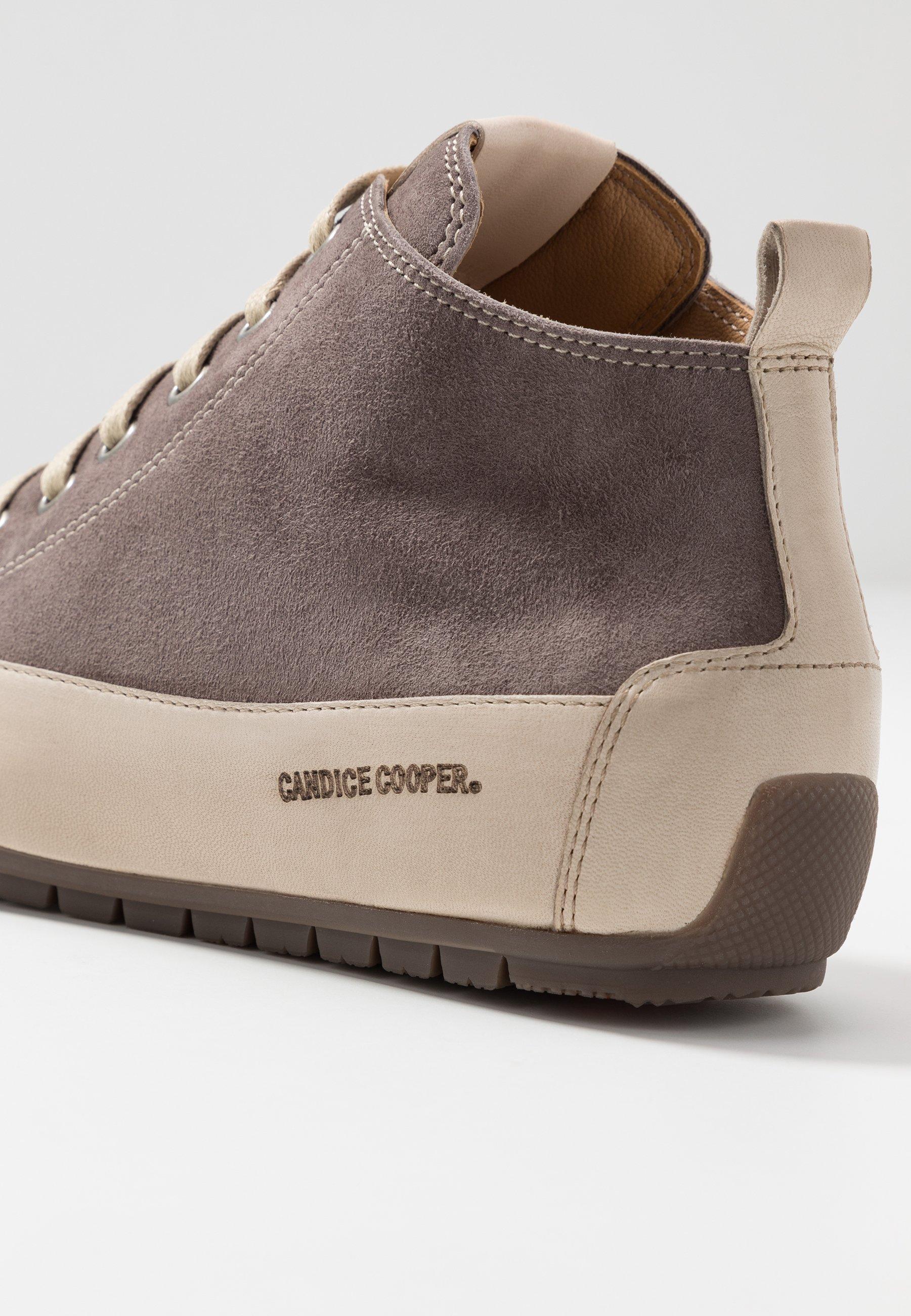 Candice Cooper MID - Sneaker high - choco/sabbia vID8se