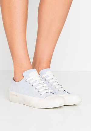 ROCK  - Sneakers - aqua/panna