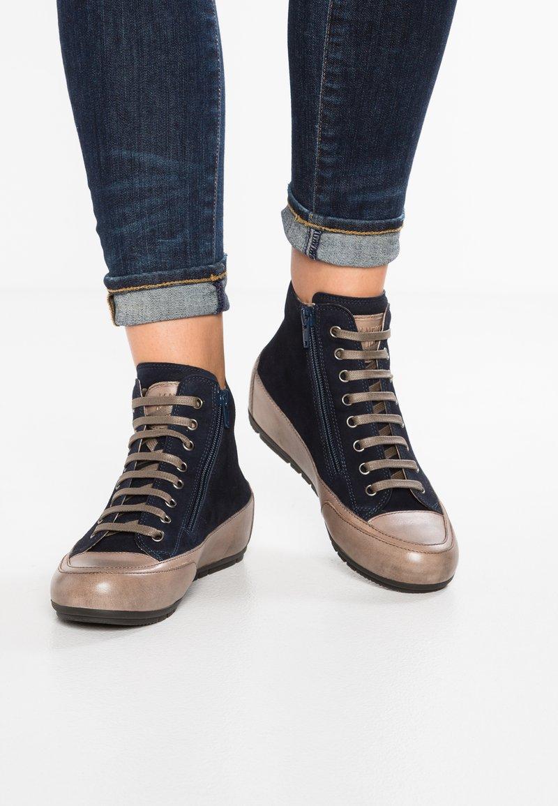 Candice Cooper - PLUS 04 - Sneakers hoog - notte