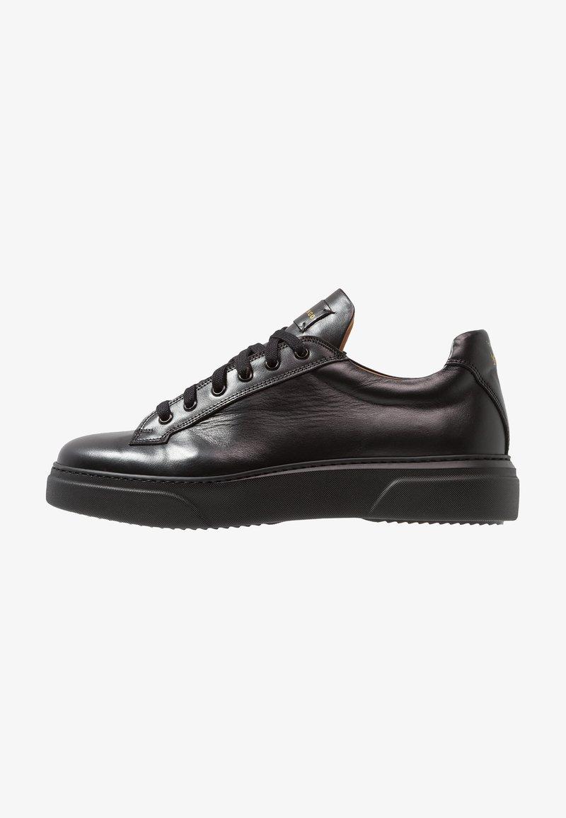 Camerlengo - Sneakersy niskie - galaxy black