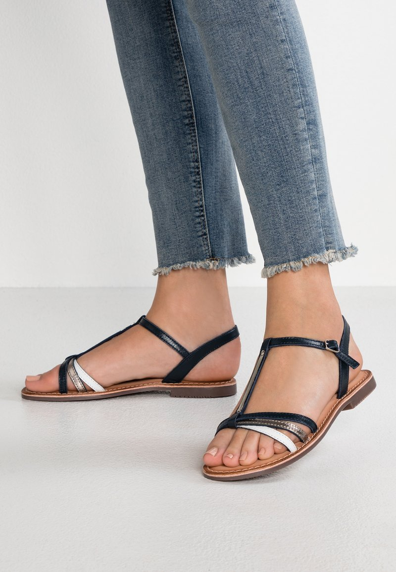 Carmela - Sandals - navy