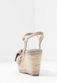 Carmela - High heeled sandals - taupe - 5