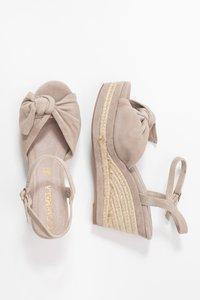 Carmela - High heeled sandals - taupe - 3
