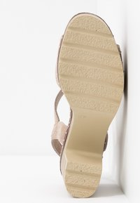 Carmela - High heeled sandals - taupe - 6