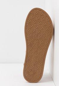 Carmela - Korkeakorkoiset sandaalit - nude - 6