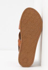 Carmela - Korkeakorkoiset sandaalit - camel - 6
