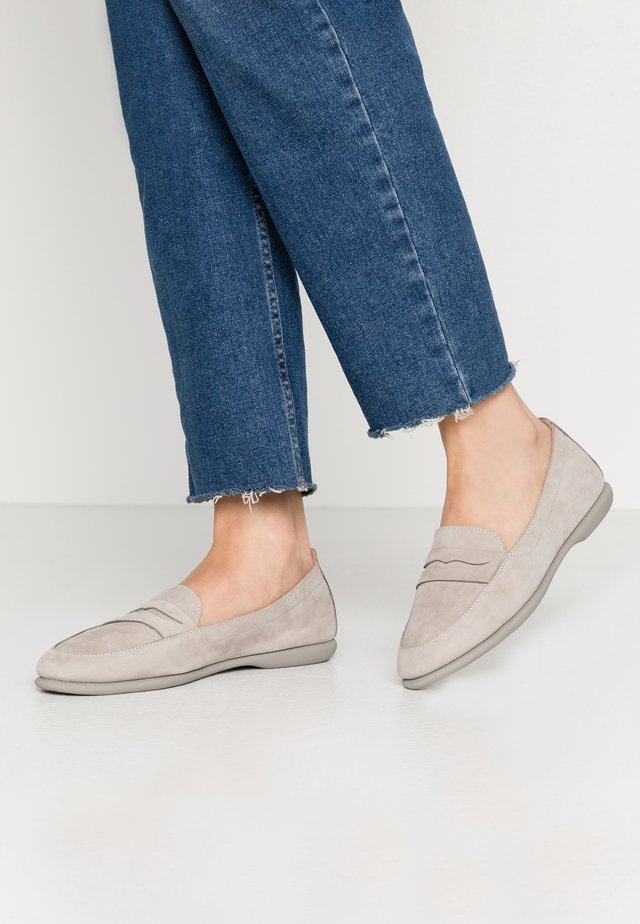 Loaferit/pistokkaat - grey