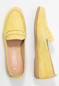 Carmela - Loaferit/pistokkaat - amarillo - 3
