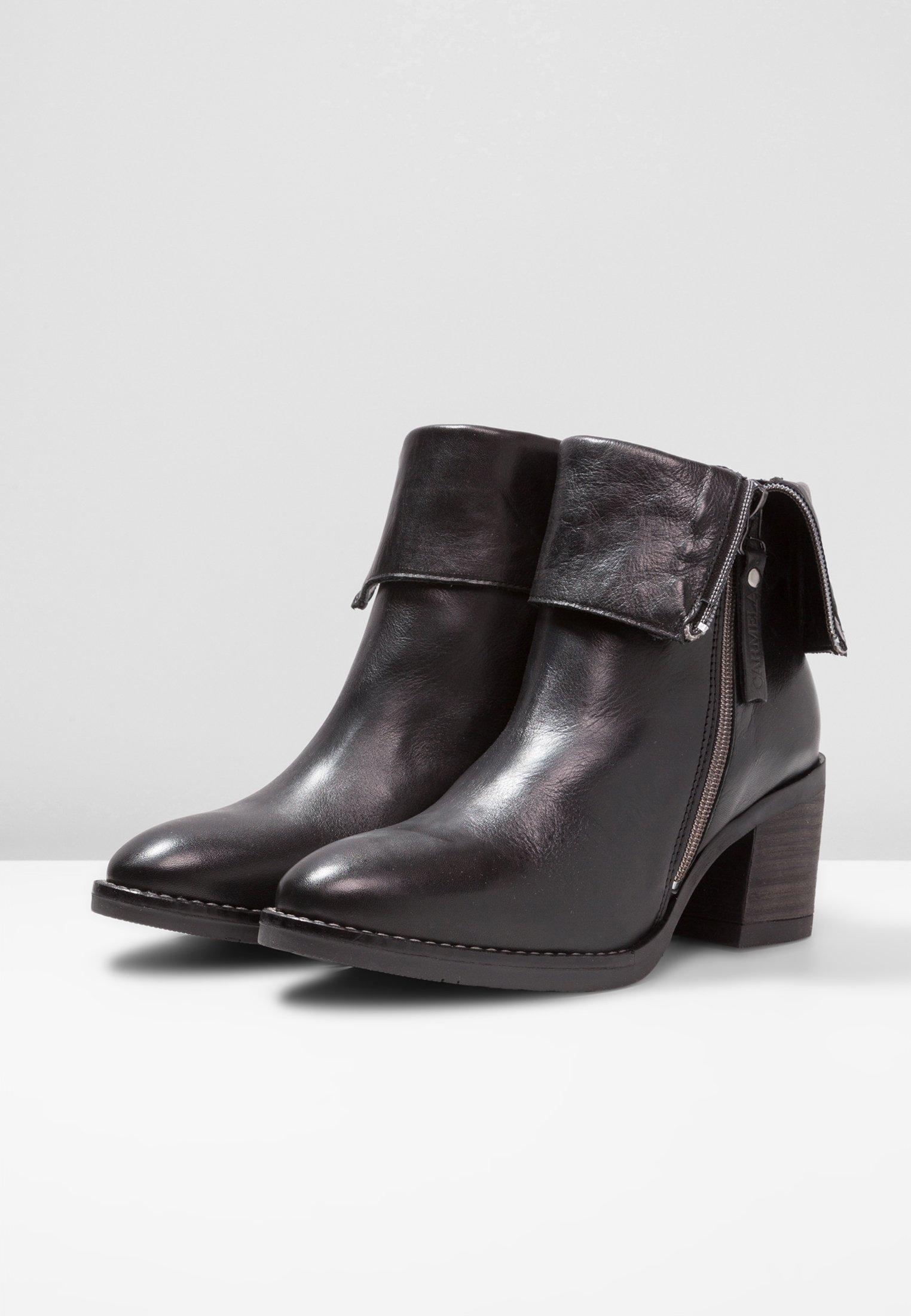 Carmela Carmela Boots TalonsBlack Boots TalonsBlack Carmela À Boots À À TalonsBlack O8Pk0nw