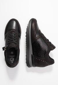 Carmela - Sneakers laag - black - 3