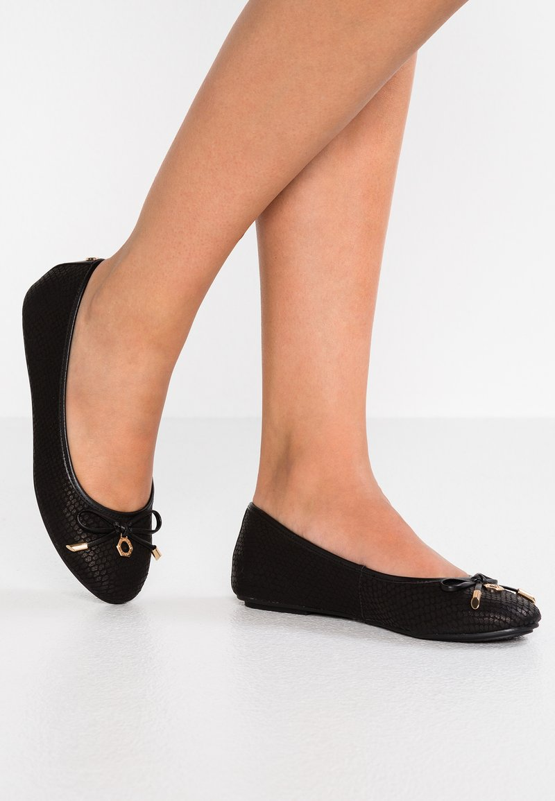 Carvela Comfort - MAGIC - Ballerina's - black