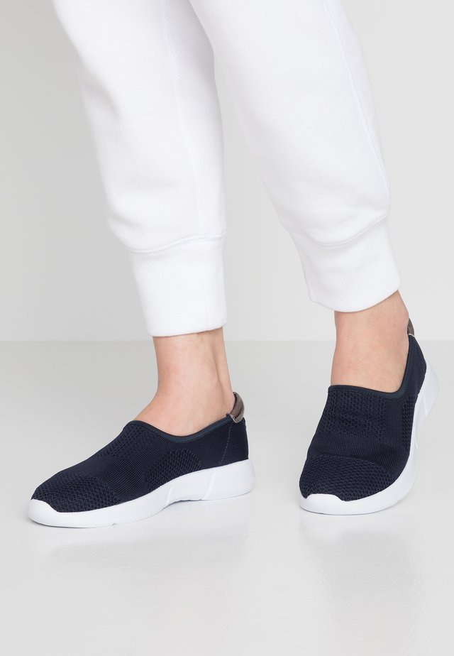 CARLY - Loafers - navy
