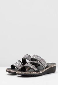 Carvela Comfort - SULA - Sandaler - black - 4