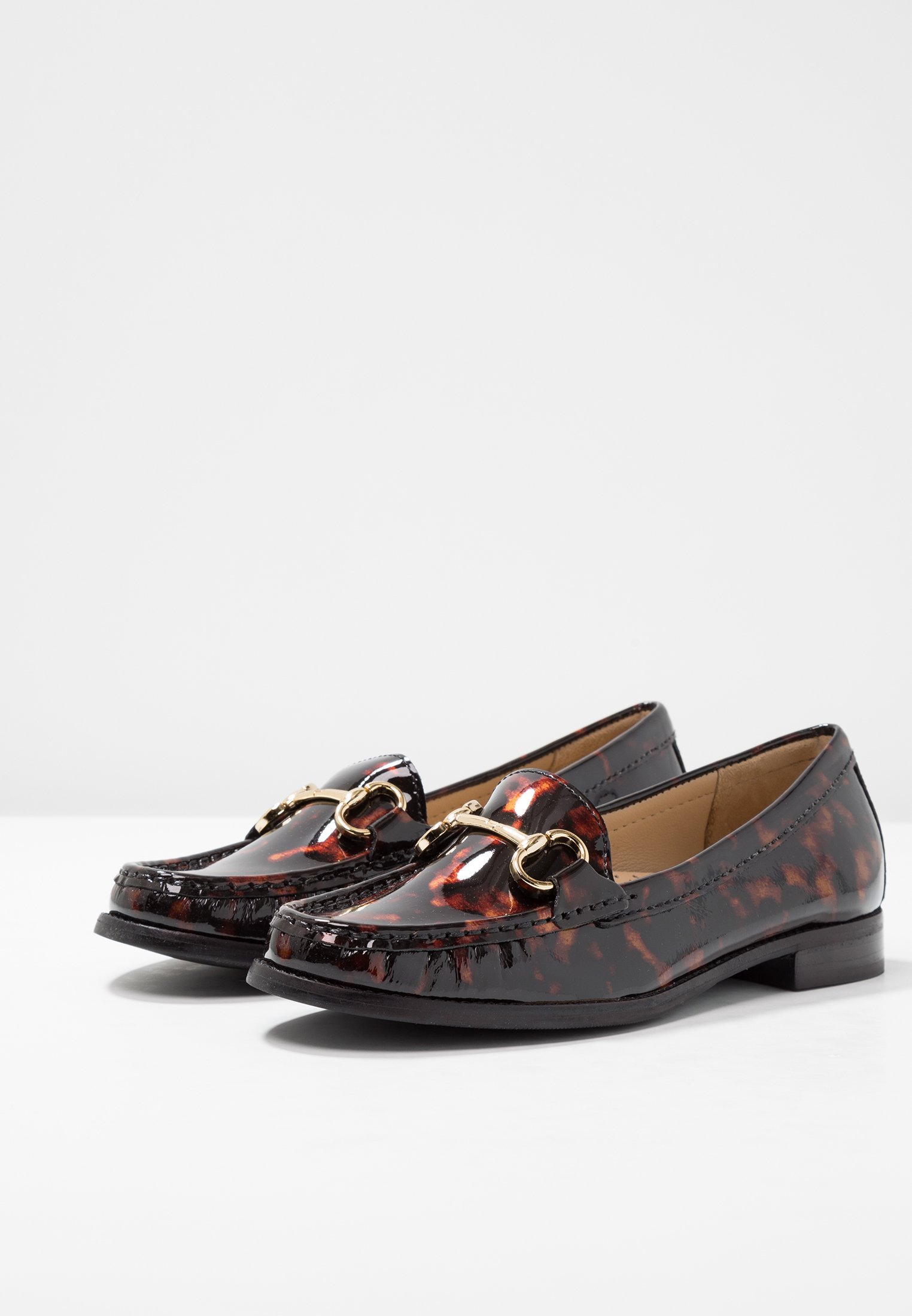 Carvela Comfort CLICK - Mocassins black/brown