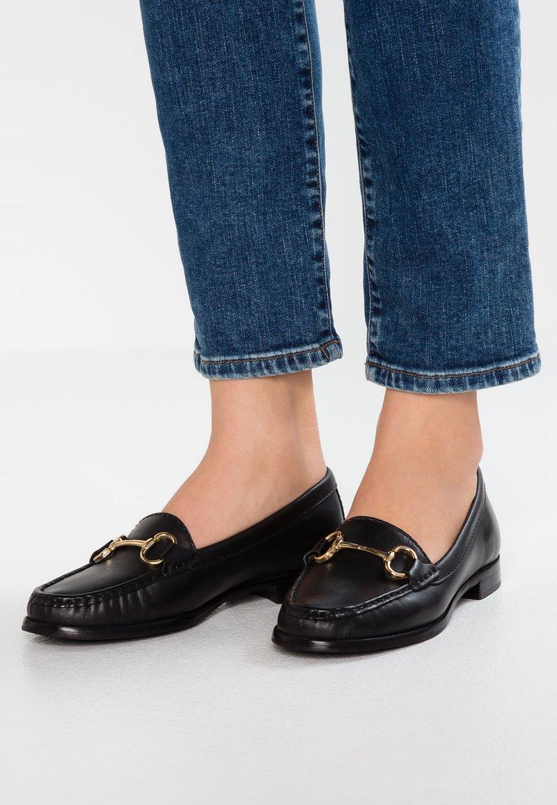Carvela Comfort - CLICK - Mocassins - black