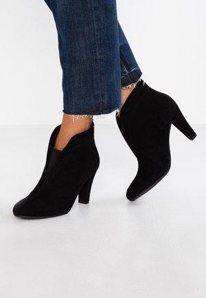 RIDA - Boots à talons - black