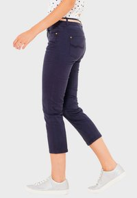 Camaïeu - Pantalon classique - dark blue - 4