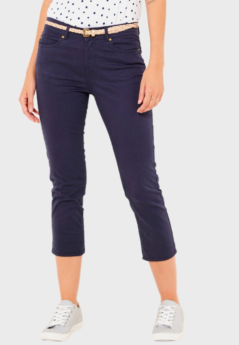 Camaïeu - Pantalon classique - dark blue